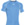 UA Men's HeatGear S/S Compression Shirt - Carolina Blue/White - Small