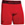 UA Heatgear Armour Yth Compression Short - Red/Black - Youth Small