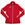 Asics Tricot Ladies Warm-Up Jacket - Red - 2X-Small