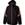 Holloway Charger Jacket - Black/Orange - X-Small
