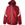 Holloway Youth Charger Jacket - Scarlet/White - Youth Small