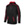 Augusta Stoked Tonal Heather Youth Hood - Black/Red - Youth Small