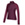 adidas Baseline Women's 1/4 Zip - Maroon Heather - X-Small