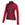 adidas Baseline Women's 1/4 Zip - Power Red Heather - X-Small