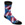 Asics TM Multi Print Crew Socks - Flag Feather - Small
